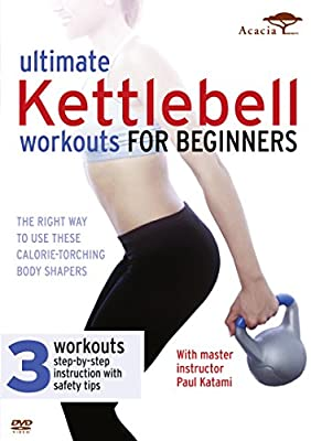 Ultimate Kettlebell Workouts for Beginners [DVD] by Acacia
