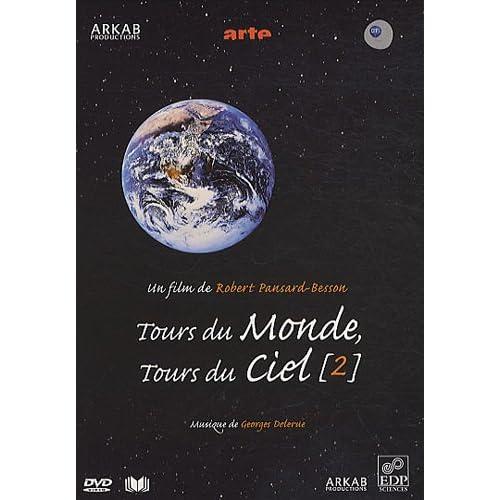 Coffret Tours du Monde, Tours du Ciel (2) : Livre + DVD