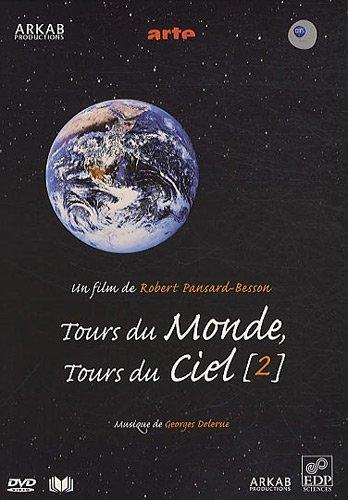 Coffret Tours du Monde, Tours du Ciel (2) : Livre + DVD par Robert Pansard-Besson
