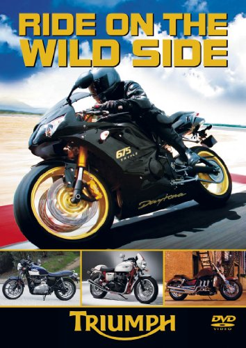 Image of Ride on the Wild Side: Triumph [DVD] (2011)