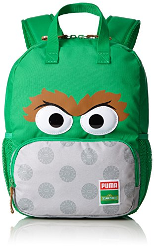 puma-kinder-sesame-street-backpack-rucksack-bright-green-oscar-29-x-36-x-3-cm