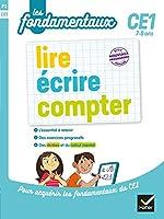 lire, écrire, compter CE1 de Lucie Domergue