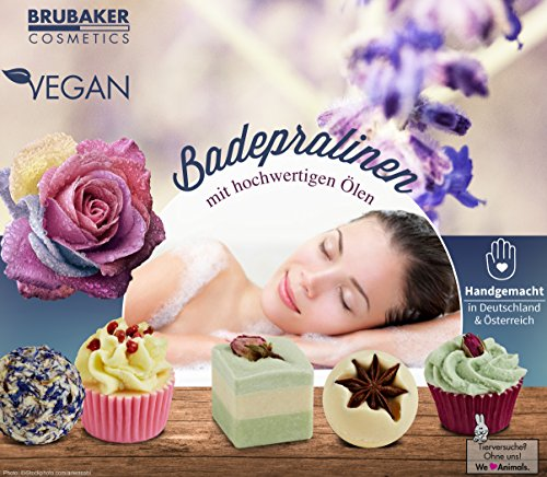 6er Set BRUBAKER Cosmetics Badepralinen