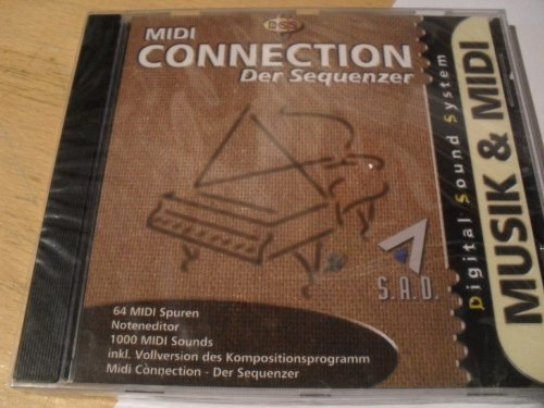 MIDI CONNECTION Der Sequencer