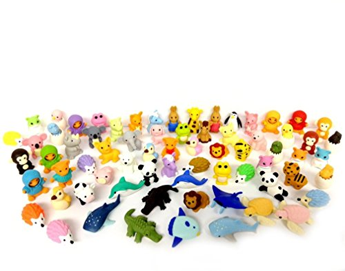 iwako-erasers-animal-overstock-pack-of-20-x-5-total-100pc-many-value-set