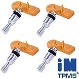 4sensores de presión de neumáticos TPMS en TPMS para Volkswagen Phaeton Touareg–Sistema de Control de Presión de Neumáticos 6510