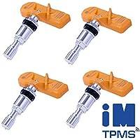 4sensores de presión de neumáticos TPMS en TPMS para Volkswagen Phaeton Touareg–Sistema de Control de Presión de Neumáticos 6509