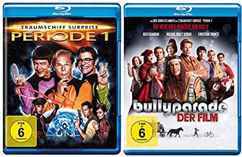 Traumschiff Surprise Periode 1 + Bullyparade Der Film [Blu-ray Set]