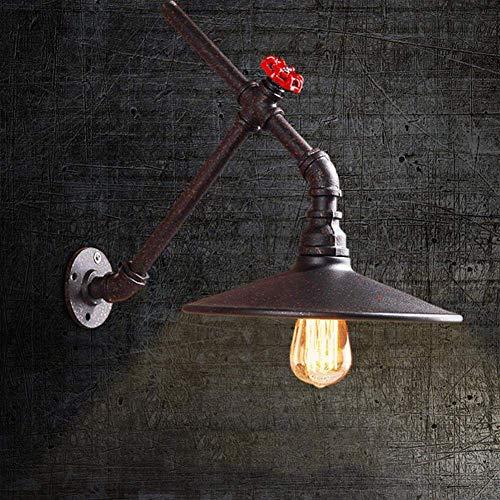 Hängende Deckenleuchten Deckenleuchte Lampada Da Parete Industriale Retrò Kamera Da Letto Corridoio Scala Balcone Tubo Luce Persönliches Creativa Loft Bar - Tubo Dell'acqua 110-240 V-LED - Dell-kamera