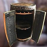RUSTICO ROBUSTO quercia Jack Daniel's DI MARCA Whisky BAULETTO ' aexander ' mobile per le bevande Tavolo bar
