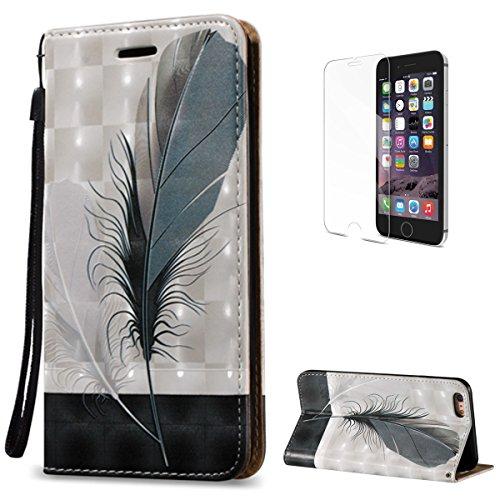 kasehome-3d-patron-efecto-iphone-6-plus-6s-plus-55-wallet-fundacon-protector-de-pantalla-gratuitoneg