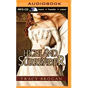 Highland Surrender by Tracy Brogan (2014-11-25)