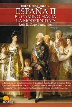 Breve historia de España II de [Fernández, Luis Enrique Íñigo]
