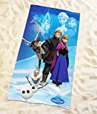 Disney die Eiskönigin Strandtuch 75x150cm Badetuch Handtuch Frozen Elsa & Anna