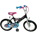 Stamp - Bicicleta Monster High