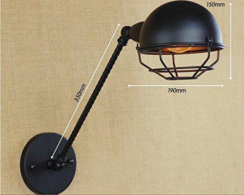 YJNB 60W Edison Retrò Industriale Loft Lampada