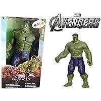 Marvel Avengers Titan HERO Dev HULK Figür - Sesli, Işıklı 30cm