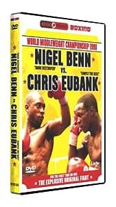 Nigel Benn Vs Chris Eubank - World Middleweight Championship 1990 [DVD]