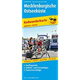 Mecklenburgische Ostseeküste: Radwanderkarte mit Ausflugszielen, Einkehr- & Freizeittipps, wetterfest, reissfest, abwischbar, GPS-genau. 1:100000
