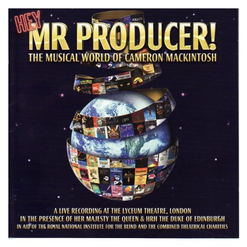 Hey Mr Producer! - The Musical...