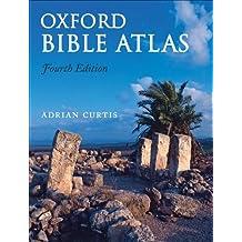 Oxford Bible Atlas (English Edition)