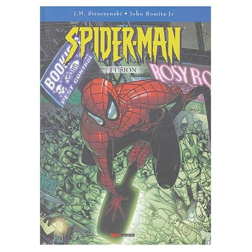 Spider-Man, Tome 2 : Fusion