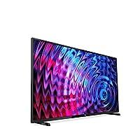 Philips 32PFS5803/62 Televizyon, 80 cm (32 İnç) LED TV (Full HD, HDMI, USB, Dahili Uydu Alıcılı), Siyah