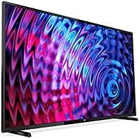 "Philips 32PFS5803/62 Televizyon, 80 cm (32"") Smart LED TV (Full HD, HDMI, USB, Dahili Uydu Alıcılı), Siyah"