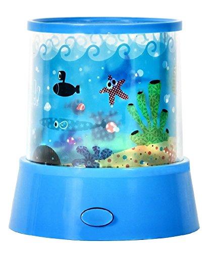 Preisvergleich Produktbild Nachtlicht-Projektor für Kinder,  LED,  Rosa