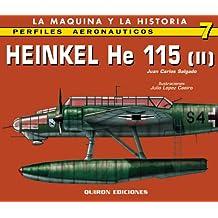 Heinkel He 115 (Perfiles Aeronauticas)