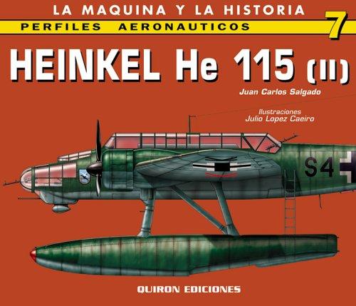 Heinkel He 115 (II): v. 2 (Perfiles Aeronauticas)
