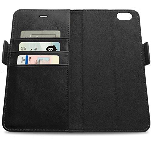 Dreem Fibonacci Folio ONLY (Replacement) for iPhone 7 Plus - Black