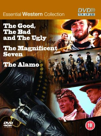 The Good, The Bad And The Ugly / The Magnificent Seven / The Alamo [UK IMPORT]
