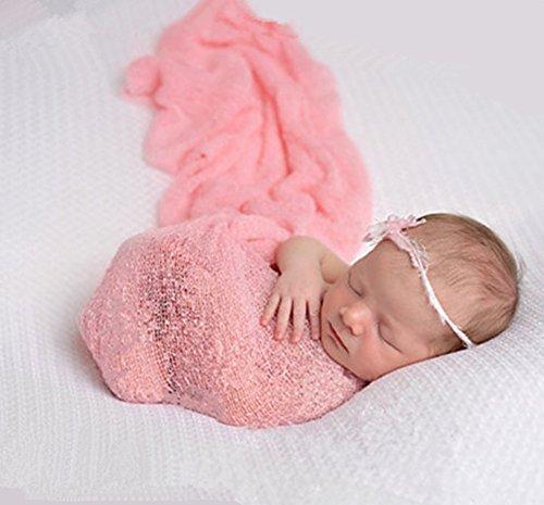 Kid Cute Girl Kostüme (Ximkee Cute Newborn Baby Boy Girl Infant Crochet Costume Photo Photography Props 0-6)
