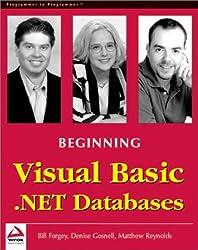 Beginning Visual Basic .NET Databases