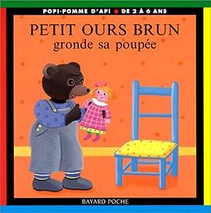 """Afficher """"Petit Ours Brun gronde sa poupée"""""""