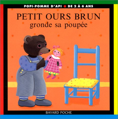Petit Ours Brun gronde sa poupée