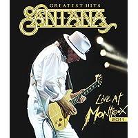 Som Livre Santana–Greatest Hits–Live At Montreux–2011–Blu-Ray