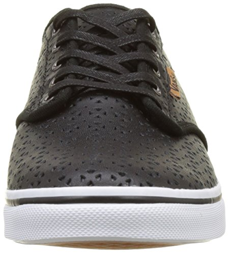 Vans Wm Atwood Low Dx, Sneakers Basses Femme Noir (Perf Circle)