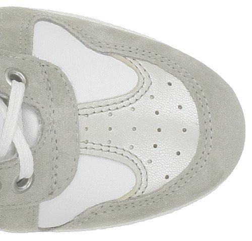 Ninette en Fleur Viviane, Baskets mode fille Blanc (F)