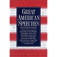 Great American Speeches (Library of Freedom)
