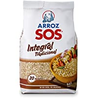 SOS Arroz Integral - 1 kg