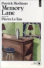 Memory Lane de Patrick Modiano