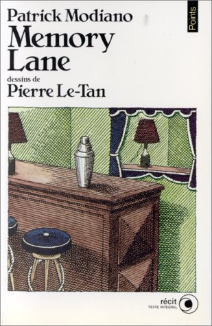 Book's Cover of Memory Lane