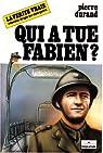 Qui a tué Fabien ? par Durand (II)