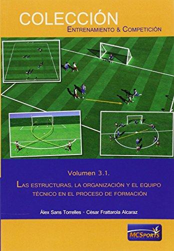Portada del libro Proceso formativo, tomo 1: Las estructuras, la organización y el equipo técnico en el proceso de formación