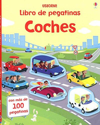 Coches. Libro De Pegatinas