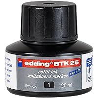 edding 4-BTK25001 Refill Service Board Marker - Black