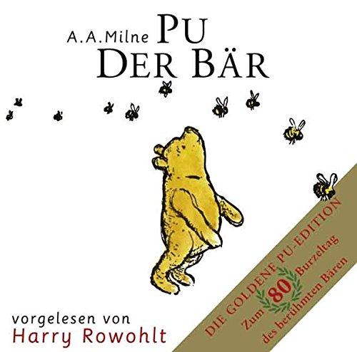 Pu der Bär - Geburtstagsbox. 6 CDs -