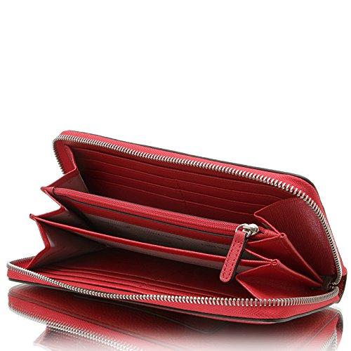 Michael Kors , Portafogli  Uomo, Rosso accesso (rosso) - 32S7SM9E9L Rosso accesso